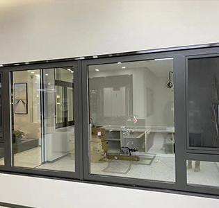 复合铝包木窗