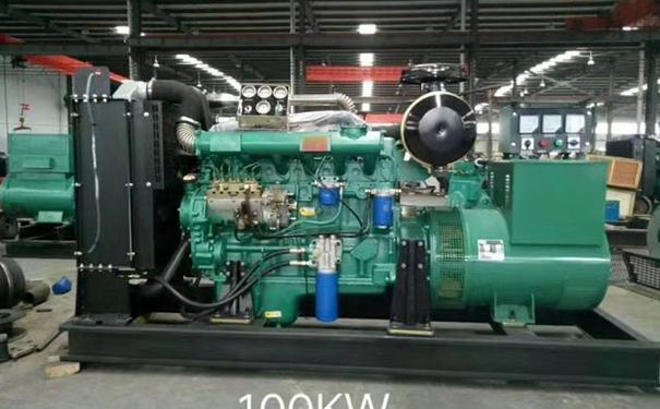 柴油发电机组温度高烫手是怎么了?