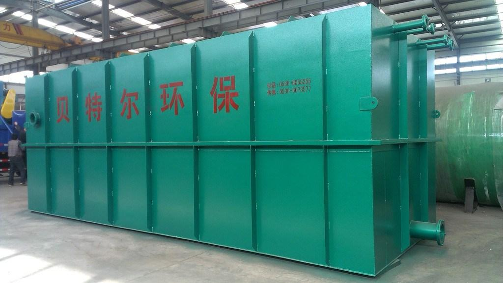 张掖/平凉医院污水处理设备消毒工艺流程