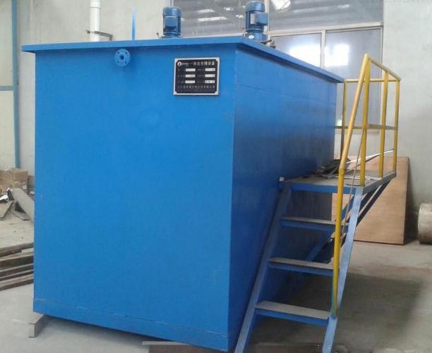 养老院污水处理设备设计原则