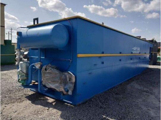 簡述污水處理設備為水務集團解決的問題