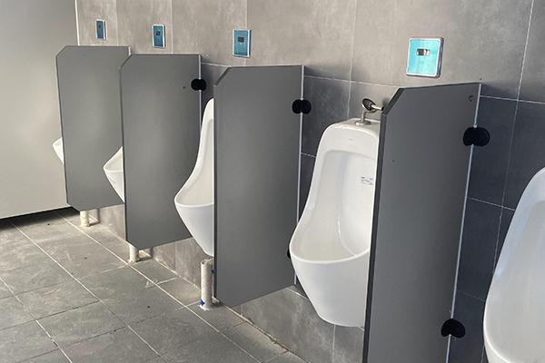 卫生间人造板材隔断
