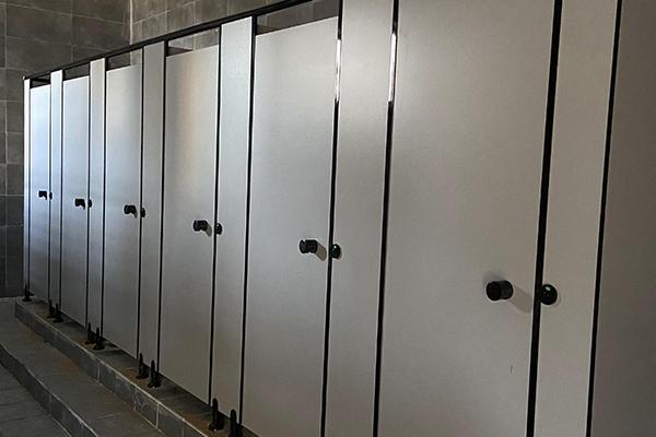 卫生间环保板材隔断