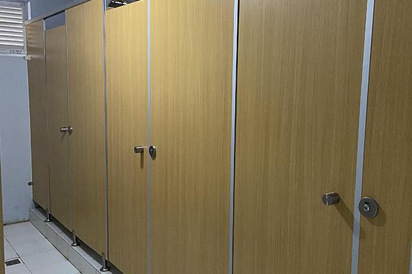 公厕复合板隔断