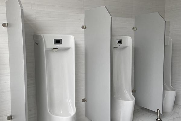 厕所小便池隔断