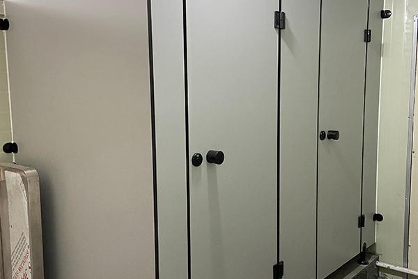 公厕洗手间隔断