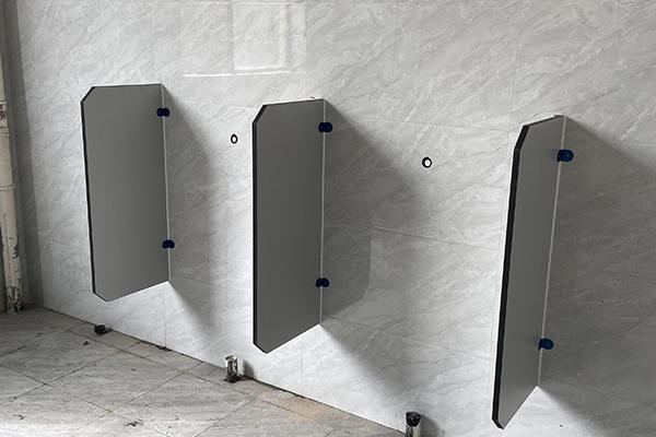 公厕小便隔断