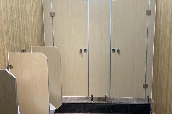 防水隔断卫生间