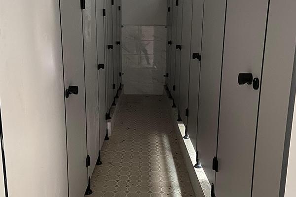 卫生间抗倍特板隔断