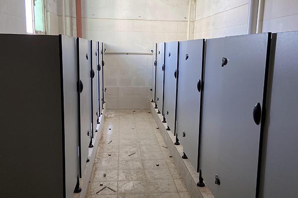 厂房厕所隔断