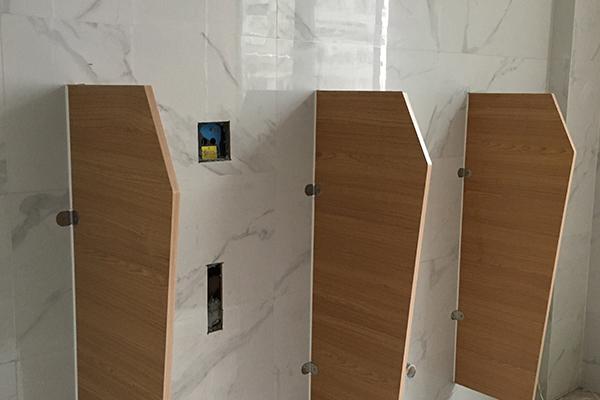 人造板卫生间隔断