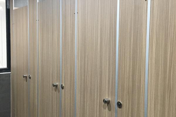 厕所复合板隔断