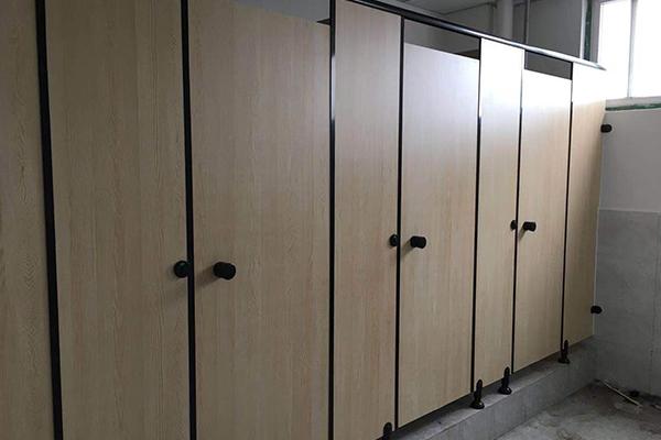 饭店卫生间隔断板