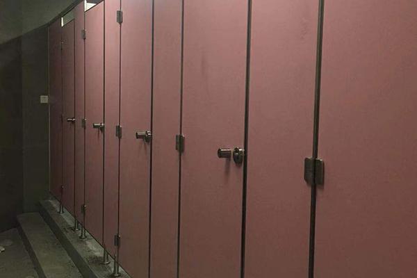 饭店卫生间隔板