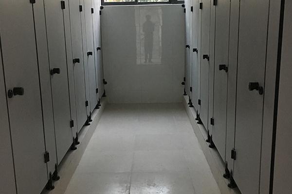 不锈钢板卫生间隔断