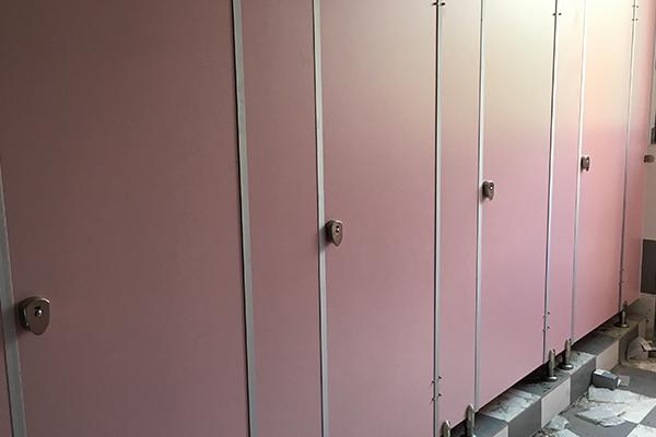 抗倍特板公共厕所隔断