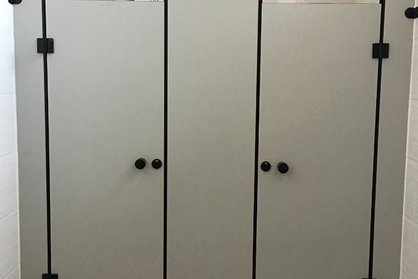 铝合金厕所隔断