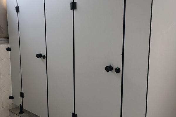 铝合金公共厕所隔断