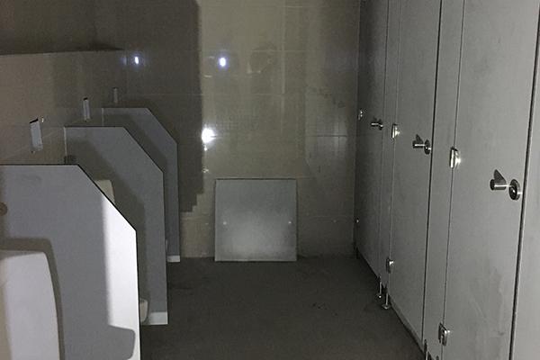 尼龙公共厕所隔板