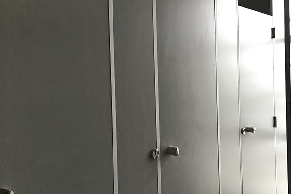 不锈钢公共卫生间隔断