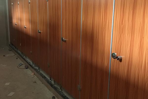 不锈钢公共厕所隔断