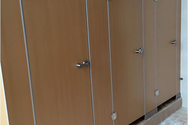 pp料厕所隔断