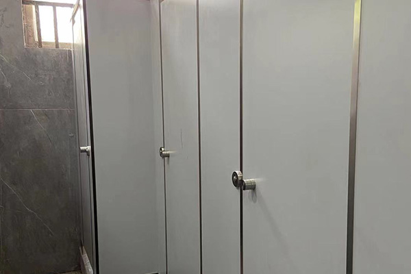 PVC板洗手间隔断