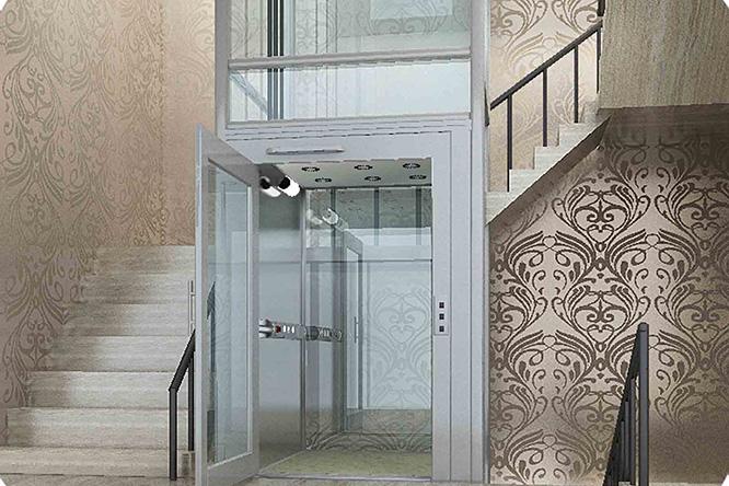 做为家用电梯的一类,别墅电梯有很多的优势