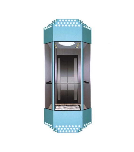 室外观光电梯