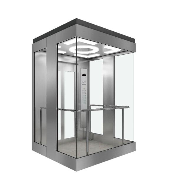 钢结构观光电梯