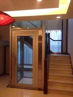 迪拜别墅电梯安装