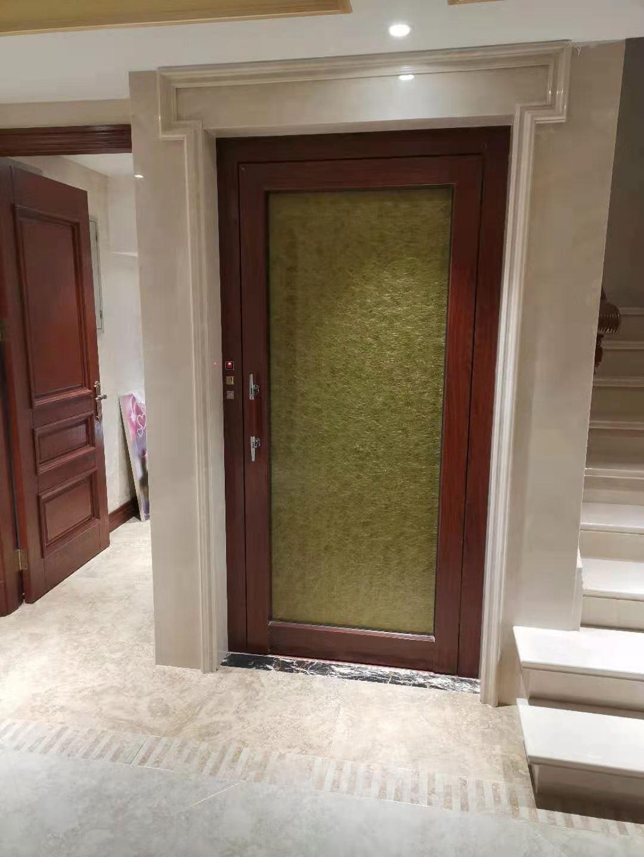 浐灞萨拉曼卡别墅区电梯安装