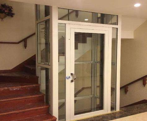 家用电梯的工作原理的介绍