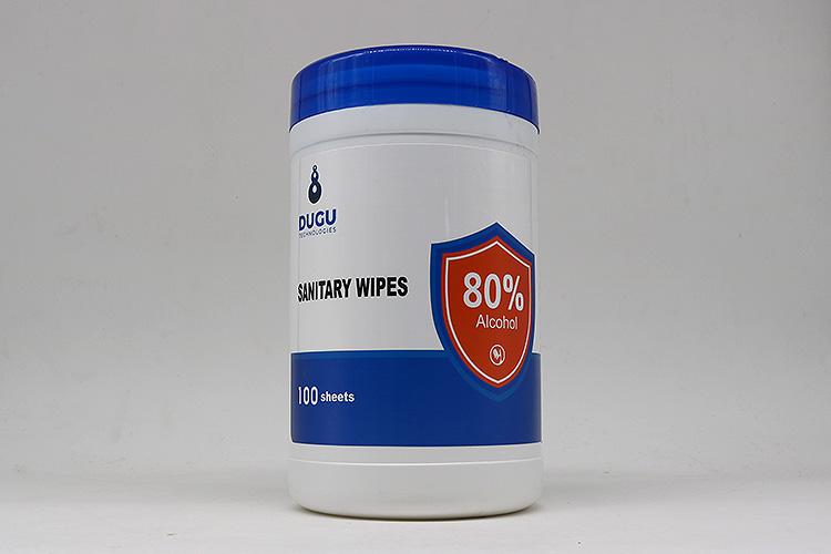 OEM代工定制消毒湿巾