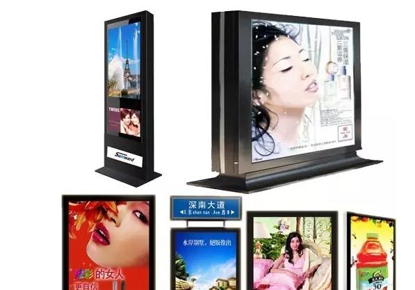 广告灯箱设计制作的发展前景与应用范围