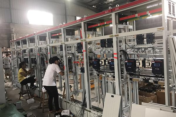 福州配電箱內部結構解析|福建閩先電器