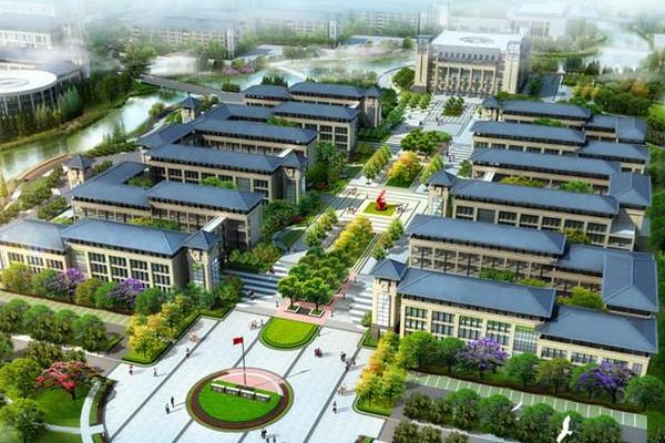 福建農林大學東方學院新校區