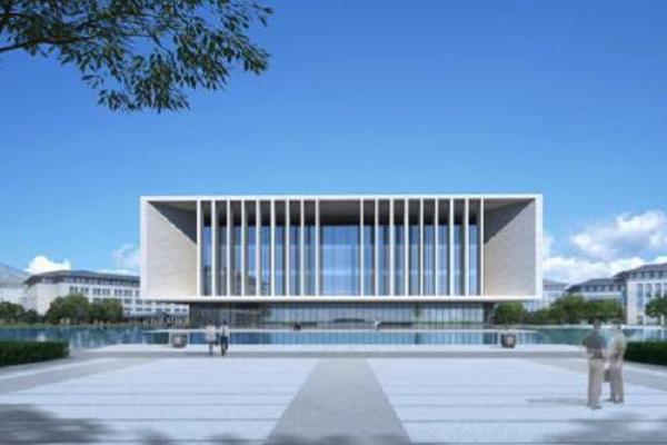 福建省圖書館改擴建工程