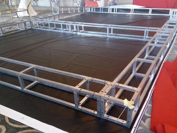 昆明舞台桁架生产厂家提醒要想长期发展就要做好质量保障