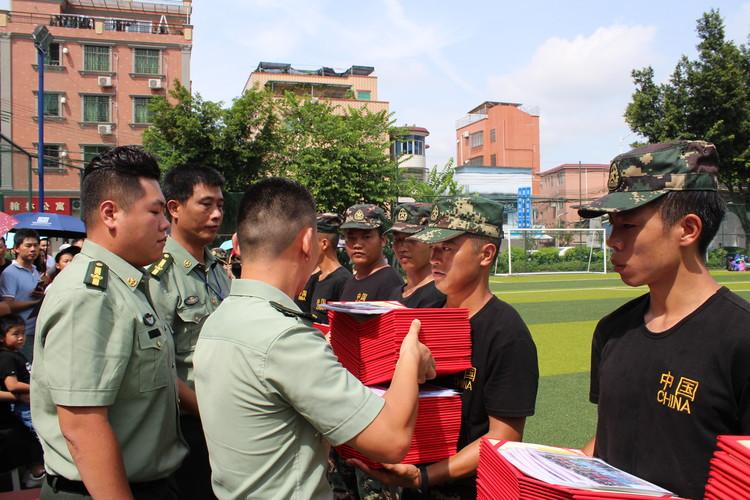 为什么要送孩子去黄埔军事夏令营呢