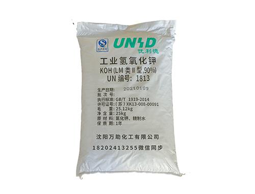 氢氧化钾90%(江苏)