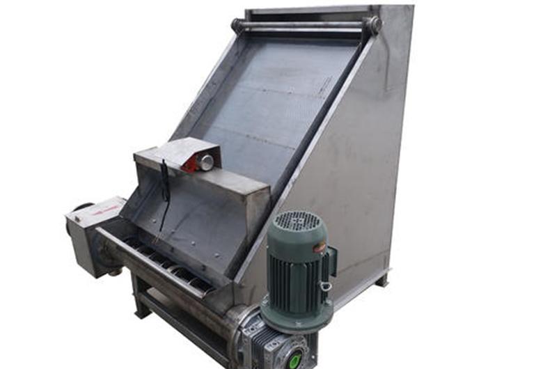 斜筛式猪粪固液分离机厂家讲解分离机的功效及用途!