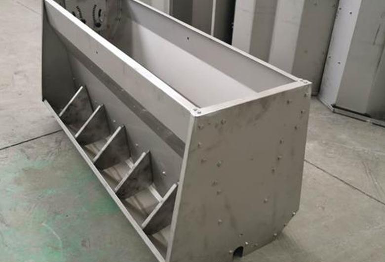 养猪不锈钢食槽