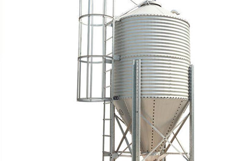 自动养殖料塔