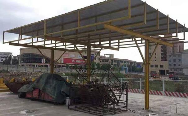 重庆安全通道:建筑工地施工现场安全通道长度的要求是什么?