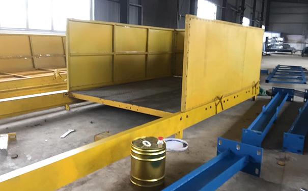 卸料平台安装的安全技术措施都有那些?