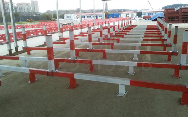 钢筋堆放台-100-100-5个厚方钢组装式
