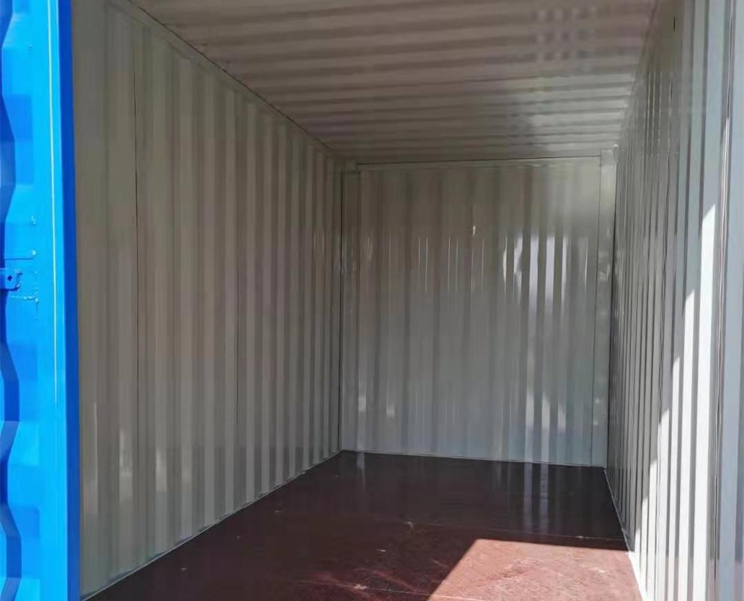 大波纹集装箱订制