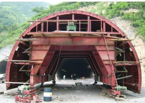 襄阳隧道衬砌台车价格