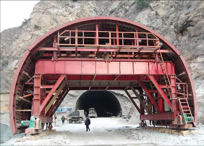 襄阳隧道台车